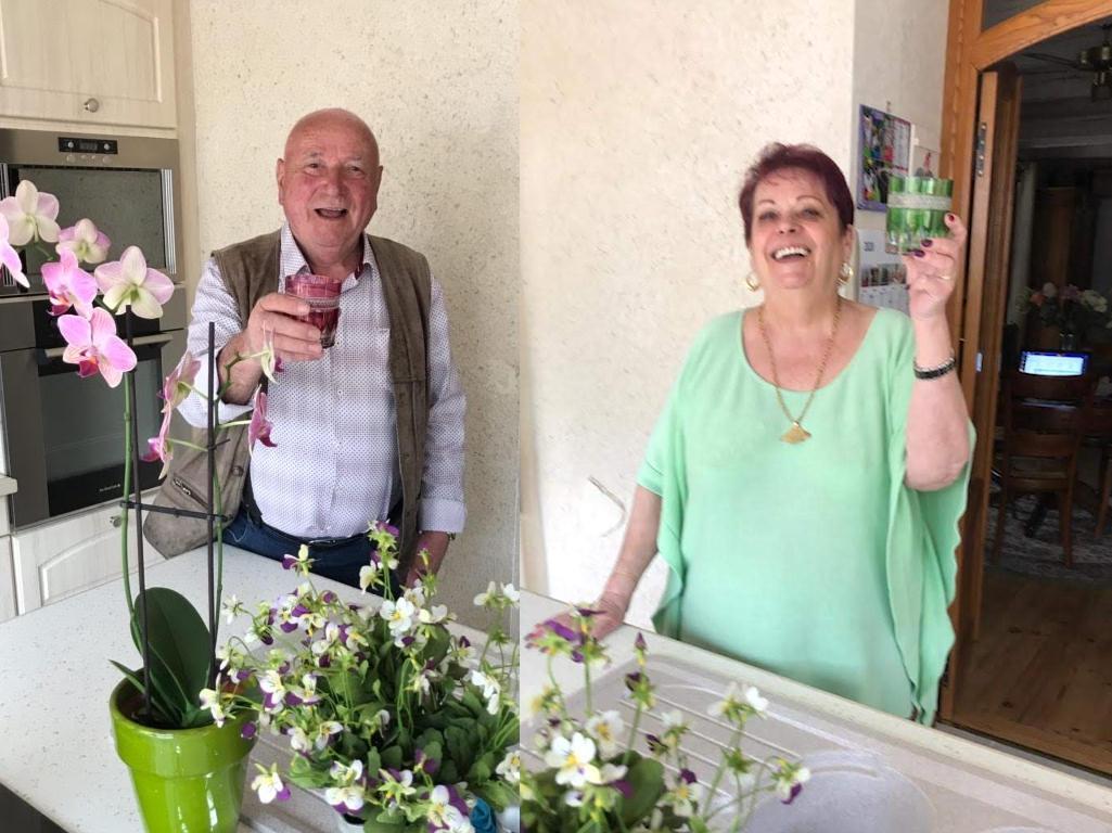 Annick et Jean-Claude Vandendriessche