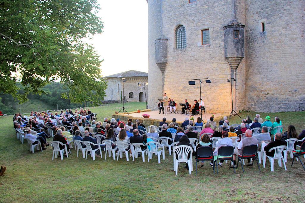 Concert au Château